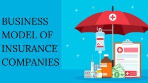 Business model of insurance
