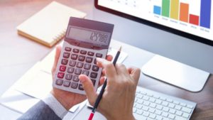 How to calculate annual income