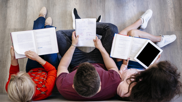 Join a reading group or a book club