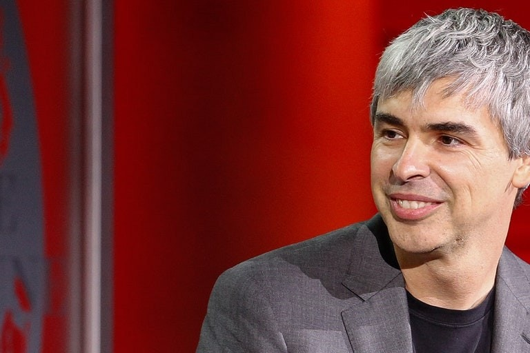 Larry Page | Most Powerful People in the World