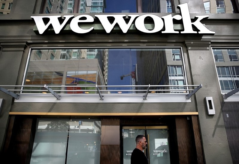 Main Line of Work comprised under the business model of WeWork