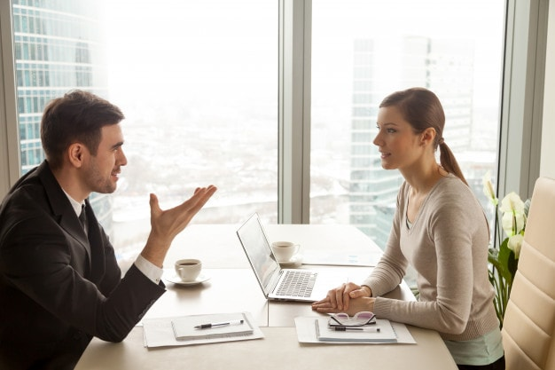 Role of Body Language in being Good Listener