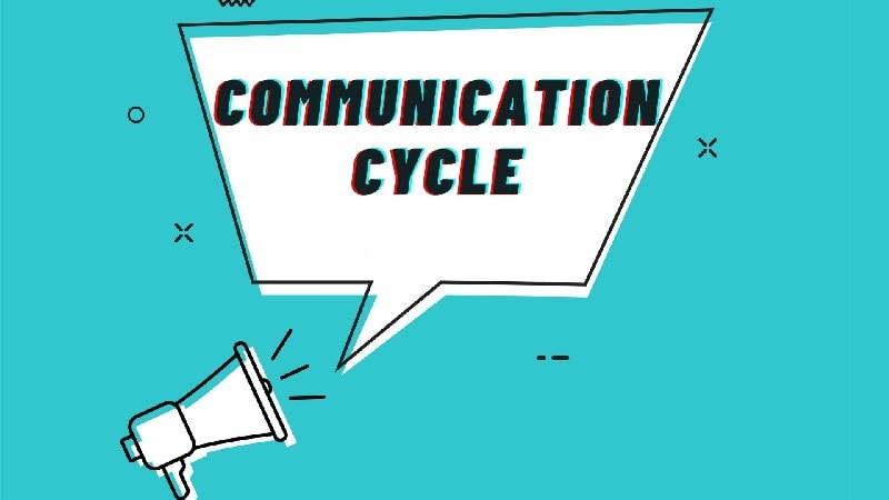 What is the communication cycle