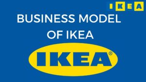 business model of IKEA