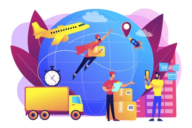 Be international is an eCommerce trend