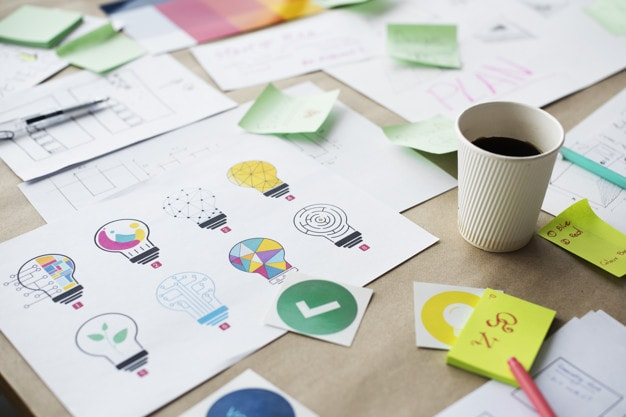 The Different Stages of Design Thinking