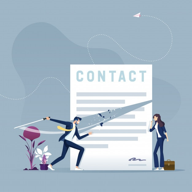 Different Remedies of Breach of Contract