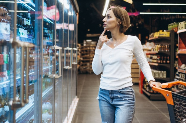 Different types of consumer behavior
