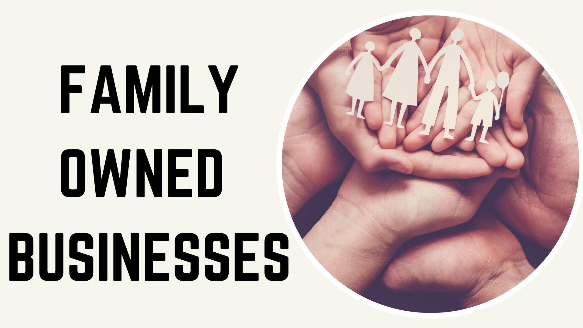 Семейные предприятия
