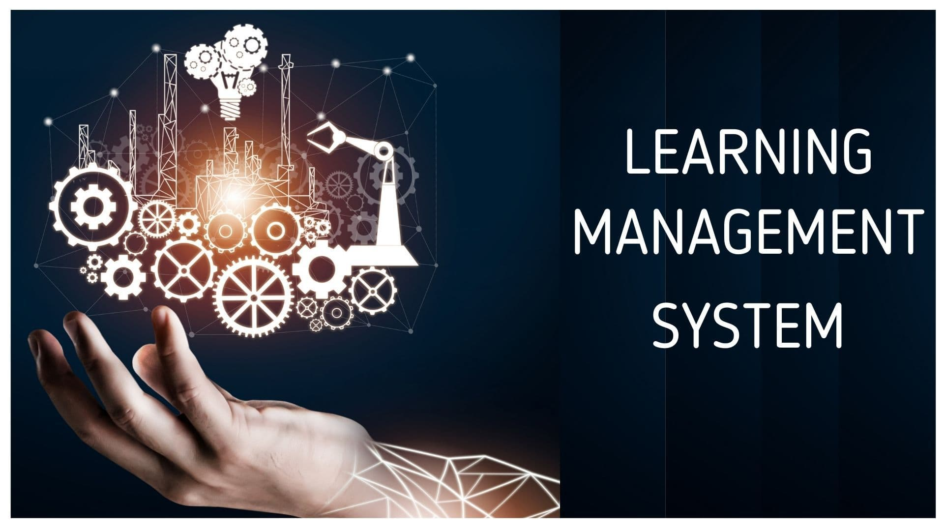 The inception of Learning Management Systems