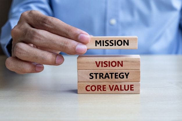 What does a mission statement include