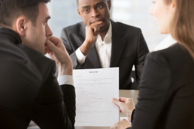 What is a stress interview