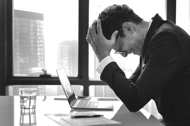 Rectifying mistakes if you at the upper level of management