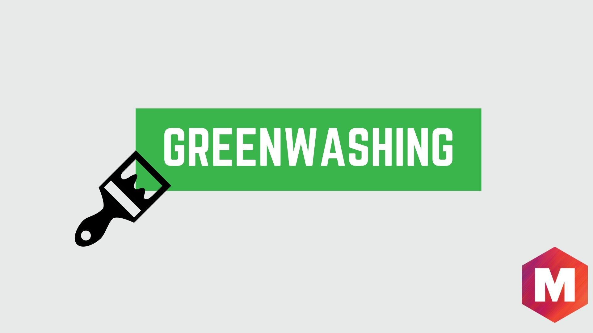 What is Green Washing