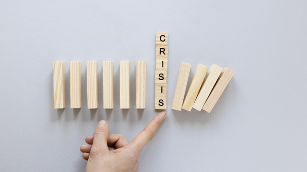 Components of the crisis of leadership
