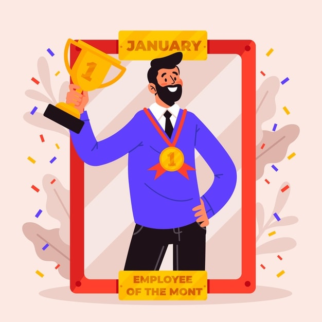 Create reward programs for employees