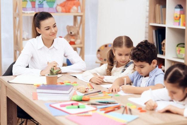 Deciding what age range to teach
