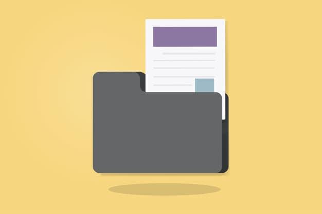 Documenting basic financials