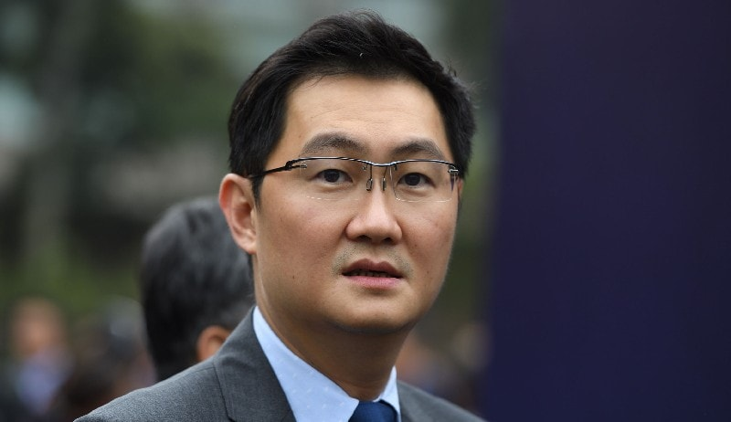 Huateng Pony Ma - Business Leaders