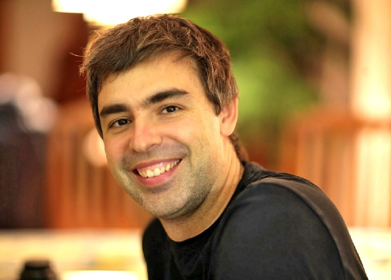 Larry Page - Business Leaders