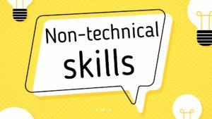 Non-technical skills