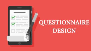 """Questionnaire Design A questionnaire is a powerful research tool that involves a series of relevant questions. The question setter or researcher sets the questions to gather information from it. All questions are set to various respondents or people for answers. Researchers include questionnaire tools in their research work to gather a vast majority of information or data. It is also part of primary and secondary research. Generally, it is seen that if any person wants to gather information from other persons, he or she implements the questionnaire method for it. This method is useful and straightforward in all possible ways. The questions are asked to the respondents through interviews that can be face to face or telephonic. What is the questionnaire design? The script of questions that are written to gather information is called questionnaire design. All relevant questions are scripted in the piece of paper by the researcher for gaining the standardized information. The questions revolve around the concerned research topics. The information can be about the respondents' opinions, intentions, behavior, preferences, experience, etc. The questionnaire design is thought to be a form of a written interview sent to all potential respondents for the data. The questionnaires are cheap and convenient to use. So, it is famous among researchers. Questionnaire design is a step to step task that a researcher carries out to form a good set of questions. all the steps are co-related. Features of a Good Questionnaire Design A good questionnaire needs to have the following features- 1) Legitimate or Valid A good questionnaire ought to ask what it is supposed to ask; for example, the queries ought to be expressed adeptly so that the respondent comprehends their objectives. For ensuring this, it is essential to have a """"content expert"""" to check questionnaires during the pilot test. Any doubts or uncertainties ought to be explained until the question is perceived. A questionnaire with"""