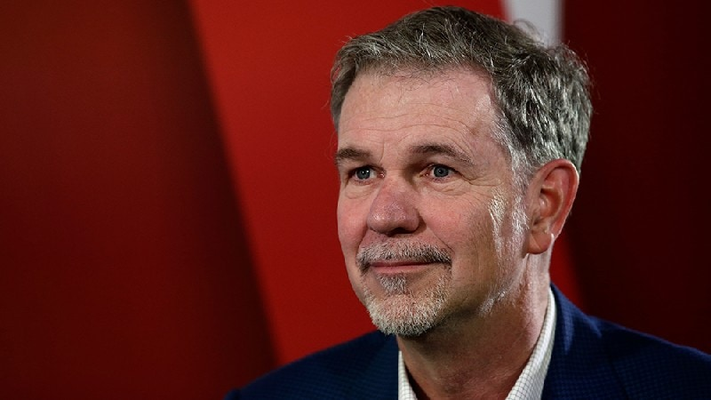Reed Hastings - Business Leaders