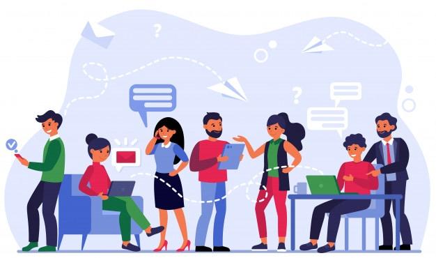 Skills for online communication