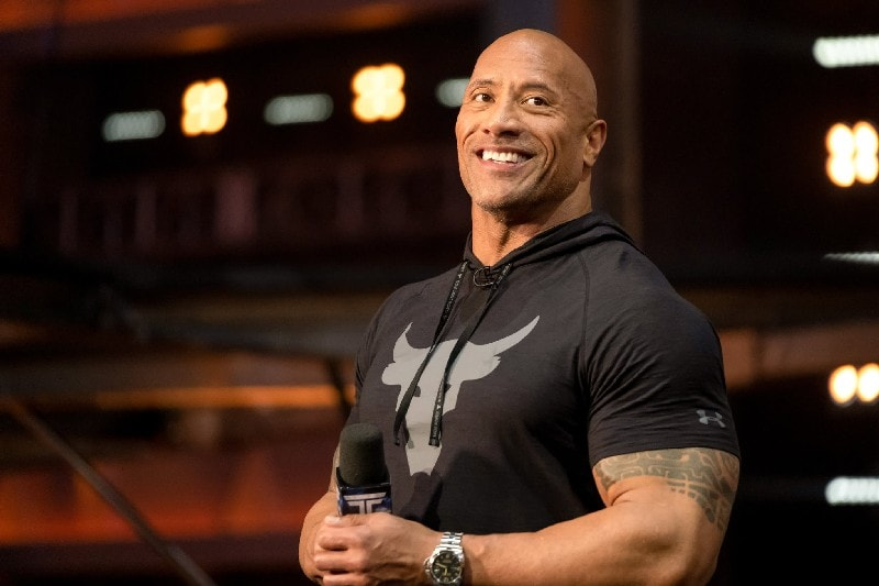 Dwayne Johnson | Instagram Accounts with the most followers in 2020