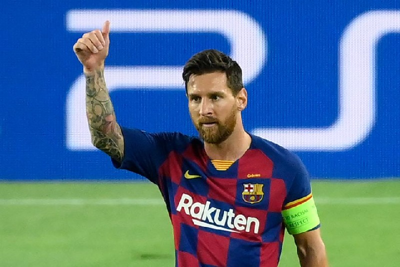 Leo Messi | Instagram Accounts with the most followers in 2020