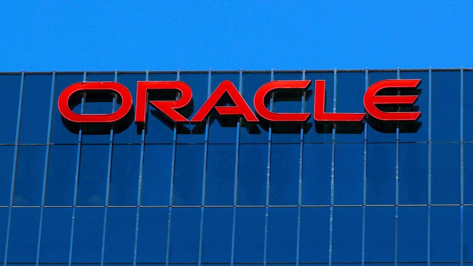 Oracle | Technology Brands Worldwide in 2020
