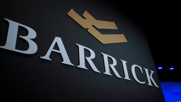 Barrick Gold Corp