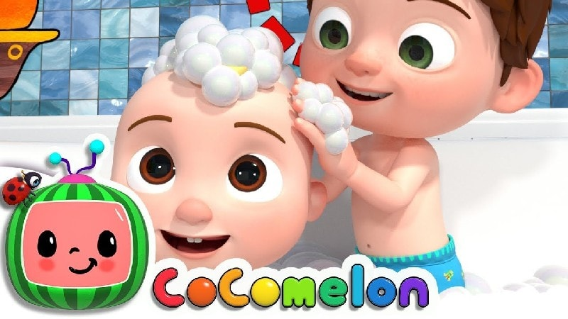 Bath Song – Cocomelon – Nursery Rhymes - Top 10 YouTube Videos