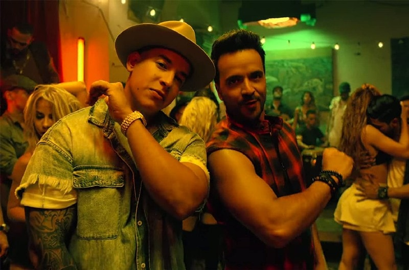 Despacito – Luis Fonsi Featuring Daddy Yankee