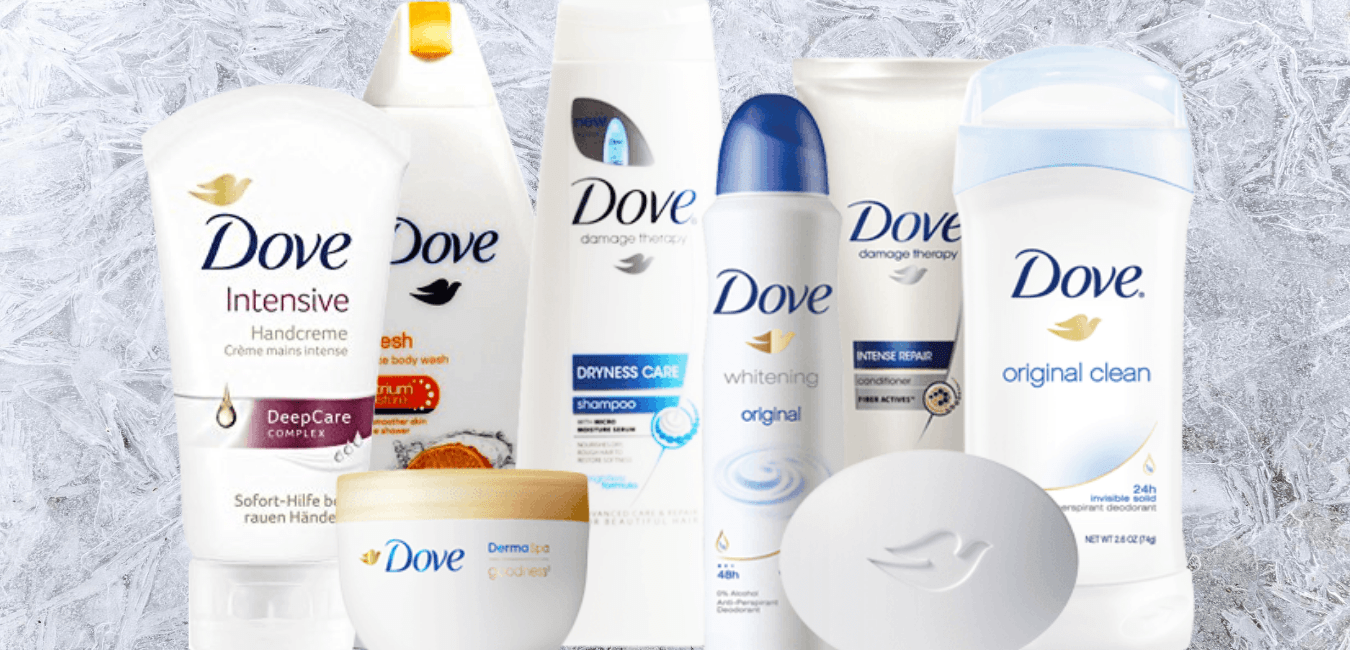 Dove | 8th Most Valuable Brands in the United Kingdom