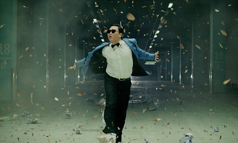 Gangnam Style - Psy - Top 10 YouTube Videos