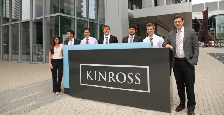 Kinross Gold - Top Global Mining Companies in 2020