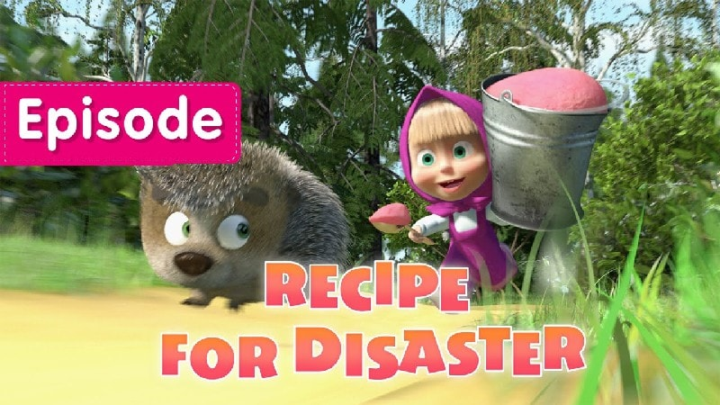Masha and the Bear – Recipe for Disaster- Cet Movies - Top 10 YouTube Videos