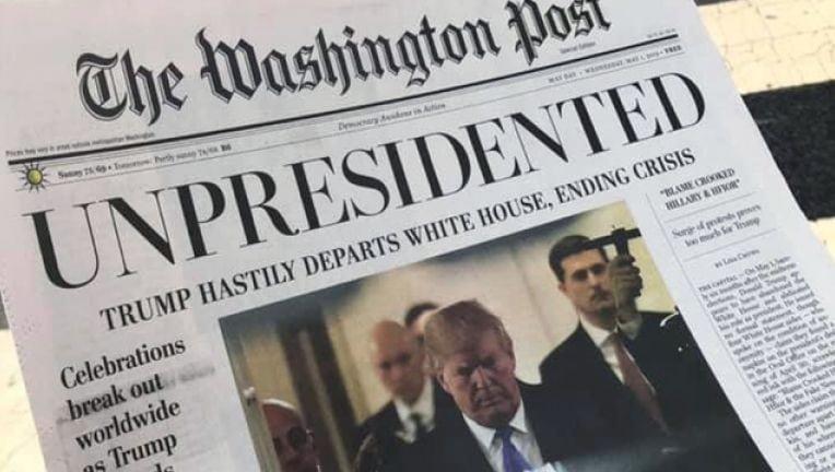 The Washington Post is News Websites