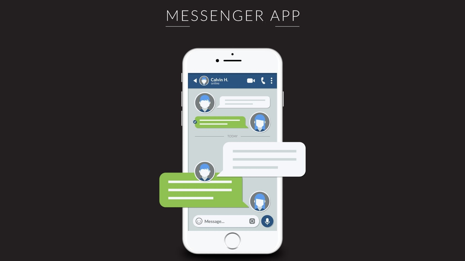 Top Global Mobile Messenger Apps in 2020