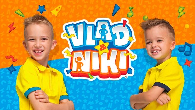 Vlad and Niki