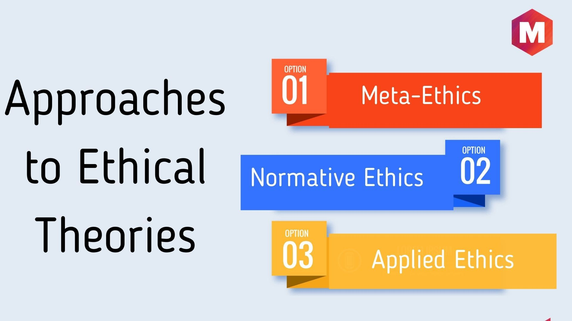 3 Approaches to Ethical Theories