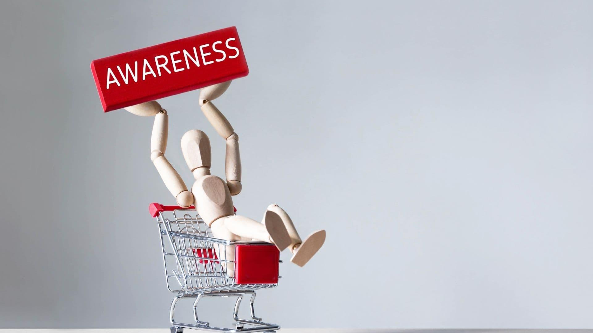 4 A's of Marketing - Awareness