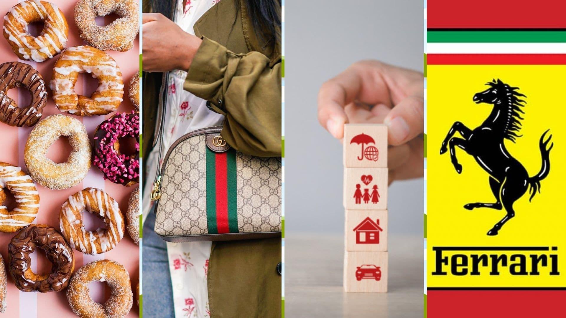 Consumer Goods examples
