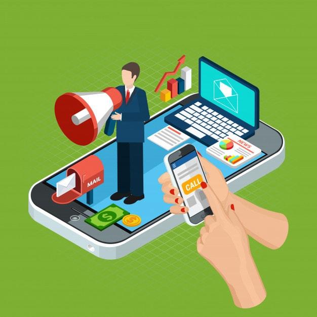 Digital Service Marketing