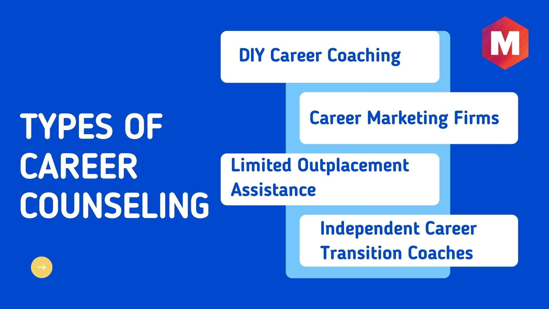 Types of Career Counseling