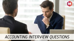 Accounting Interview Questions