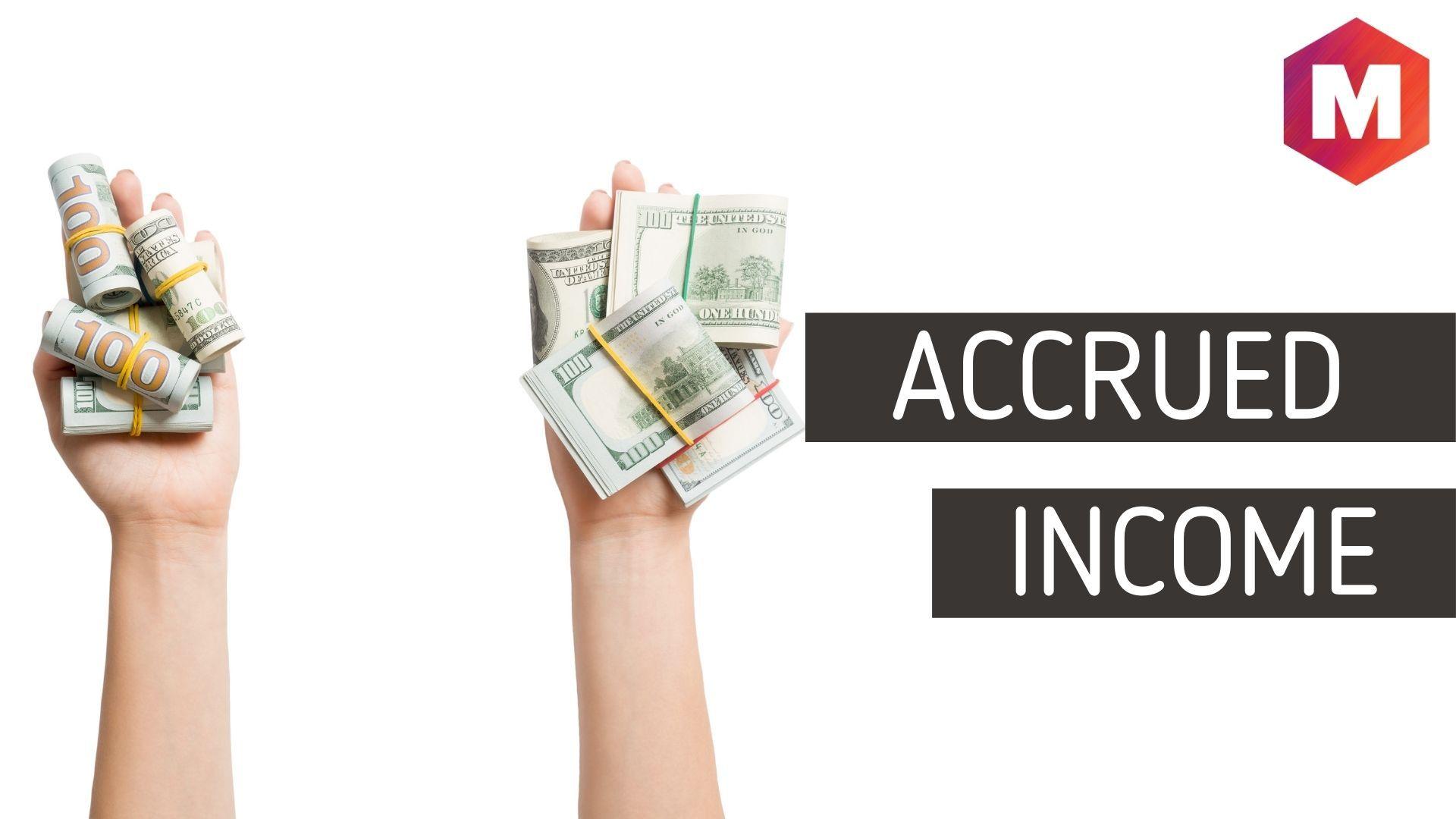 Accrued Income