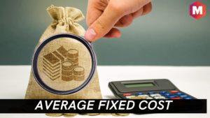 Average Fixed Cost