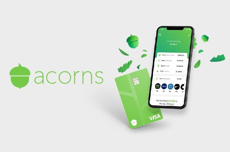 How to gain money through Acorns
